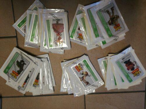 Image of 009a TK phonecard BT 10 Sätze set of 5 20 units Disney Toy Story