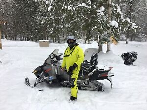 1200 Skidoo Grand Touring Special Edition