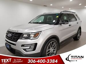 2016 Ford Explorer Sport|AWD|CAM|NAV|Sunroof