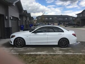2016 Mercedes C450 AMG lease takeover