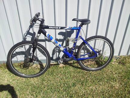 Two bikes for sale. One is dual shock and dual disc. Ashbury Canterbury Area Preview