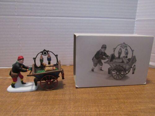 Dept. 56 1996 Heritage  Alpine Village Nutcracker Vendor Cart #56183