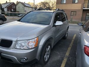 Pontiac torrent 2007 with safety