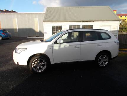 2014 Mitsubishi Outlander Wagon Burnie Burnie Area Preview