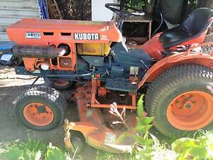 Kubota Tractor- MUST GO!!! Dural Hornsby Area Preview