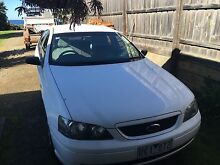 2004 ford falcon xt Lakes Entrance East Gippsland Preview