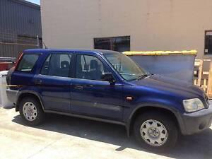 2000 Honda CR-V Wagon Labrador Gold Coast City Preview