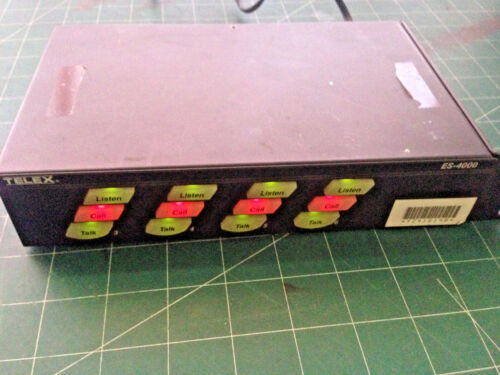 Telex ES-4000
