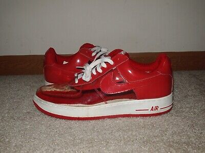 Nike Air Invisible Forces Red (Invisible Forces)
