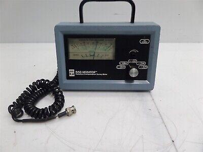 Rpi Gm1 Rad-monitor Radiationcontamination Survey Meter No Probe