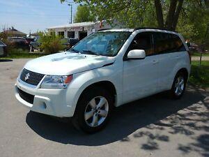 2009 Suzuki grand vitara awd