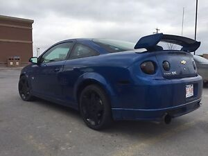 2006 Chevy Cobalt SS stage 2 supercharged. 96kms