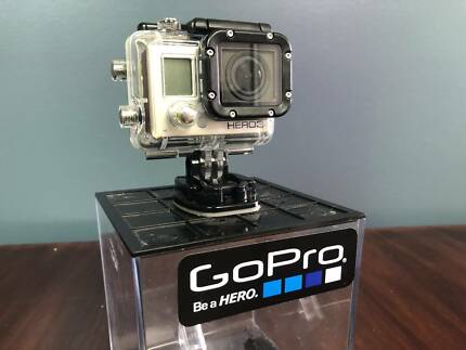 AWESOME Go-Pro Hero 3 Package DEAL!!
