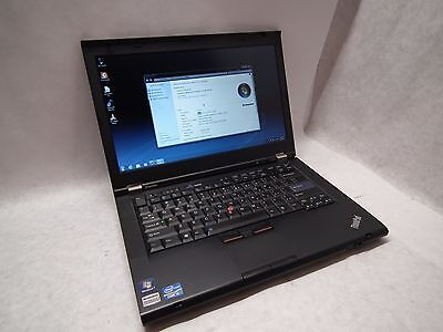 "Lenovo ThinkPad T420 14"" Laptop / i5 2.3GHZ / 6GB / 320GB / Windows 7 Pro TESTED"