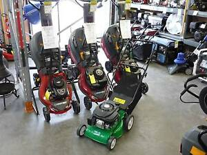 4 Stroke Lawn Mower with Catcher 12 Month Warranty $139 Hallam Casey Area Preview