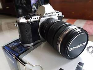 Olympus OM-D EM-5 with 12 - 50mm lens kit Yeronga Brisbane South West Preview