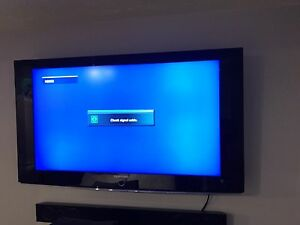 """Samsung television 42"""" works great"""