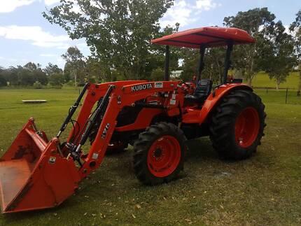 Kubota Tractor 70HP