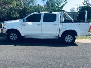 Wanted: Toyota Hilux SR5. 1 year rego