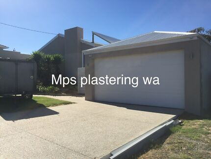 Mps plastering wa services