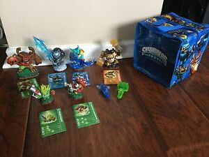 Skylanders Lot for the Nintendo Wii