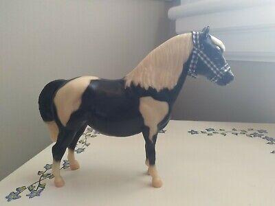 Breyer #3066 Black and White Shetland Pony