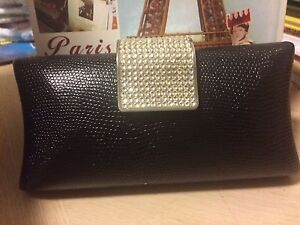 Shiny and classy wedding purse/ clutch. I