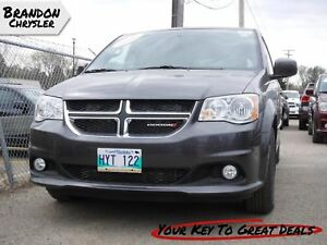 2017 Dodge Grand Caravan CVP ~ Rear DVD, Bluetooth, Power Seats!