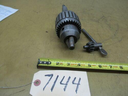 Jacobs 18N Super Ball Bearing Drill Chuck (CTAM #7144)
