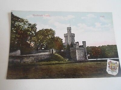 "Vintage Postcard BLACKROCK CASTLE, CORK Milton ""Glazette"" Series No 3040 §A1063"