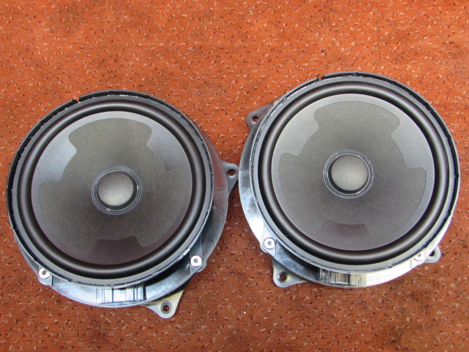 JVC Lautsprecher für VW Touran 1T 02/2003 Türen vorne 300 Watt 1720X