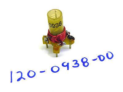 Tektronix 120-0938-00 Transformer Rf 25 To 50 Mhz Used In Sg503