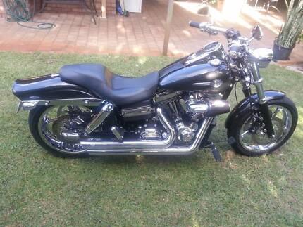 Harley Davidson Fatbob Ballajura Swan Area Preview