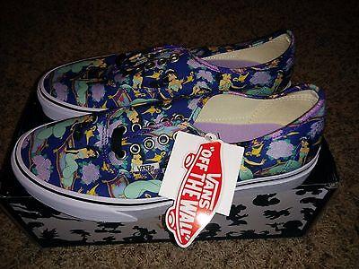 Vans x Disney Jasmine Aladdin World Dress Toy Princess Story Women/Men Shoe - Aladdin Shoes Womens