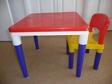 Lego Table and Chair Bangor Sutherland Area Preview