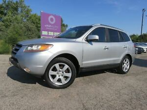 2009 Hyundai SANTA FE LIMITED LOADED ALL WHEEL DRIVE LEATHER HEA