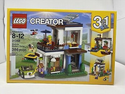 LEGO Creator 3 in 1 31068 Modern Modular Home (386 pieces)