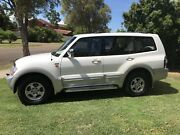 2002 Pajero Exceed. Manly Brisbane South East Preview