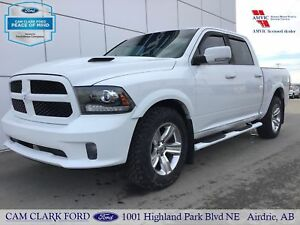 2014 Ram 1500 Sport 5.7L V8 Hemi with Remote start