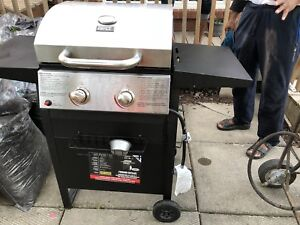 Like new slightly used and brand new BBQ