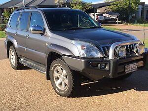 2008 Toyota Prado Burdell Townsville Surrounds Preview
