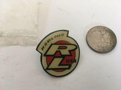 NOS Redline Bicycle Lapel Pin