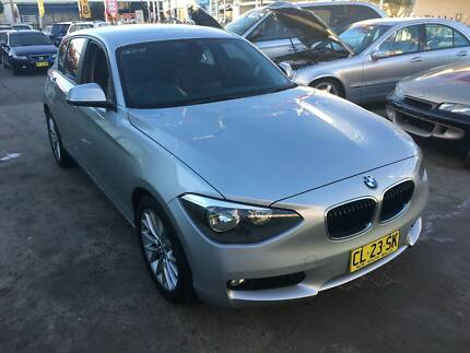 2013 BMW 1 Hatchback 118D AUTO - CHEAP Lakemba Canterbury Area Preview