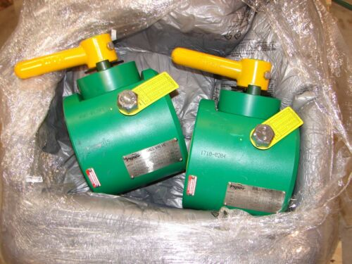 *NEW* Piper Oilfield Compact Topside Ball Valve 10kpsi, 6170cwp, BC204-111111111