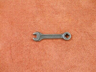 South Bend 9 10k Lathe Tool Holder Wrench Nice Original For 38 Sq. Nut