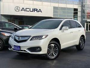 2018 Acura RDX ELITE | LOWKMS | NOACCIDENTS | TINT | 1OWNER |