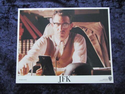 JFK lobby cards - Kevin Costner, Sissy Spacek, Oliver Stone (1991)