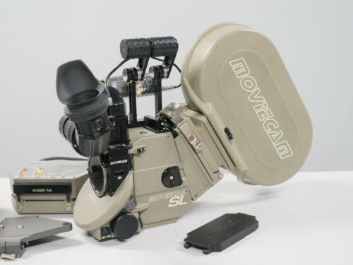 Moviecam SL Super 35mm film camera w/Magazines Arri, Arriflex