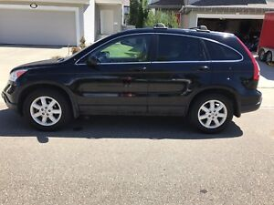 2009 Honda CRV EXL LEATHER, SUNROOF, LOW KMS and more!!!