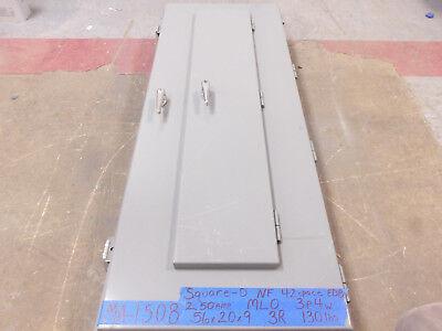 Square D 250 Amp Panel Panelboard Mlo 3 Phase 480v277v 3r Breaker 225 Nf